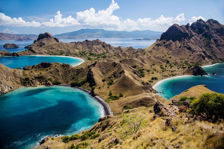 Padar Island: the iconic poster child of Komodo