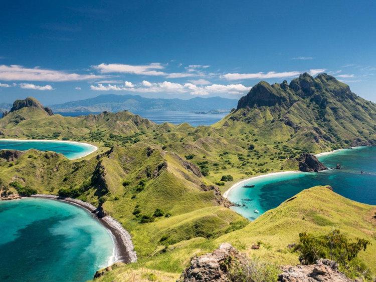 Amazing view Padar Island