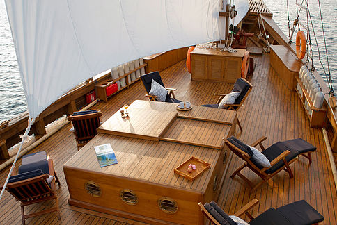 Mantra liveaboard facility to enjoy your day