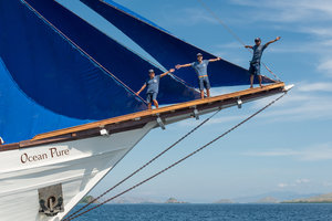 Ocean Pure liveaboard offer a great vacation ever