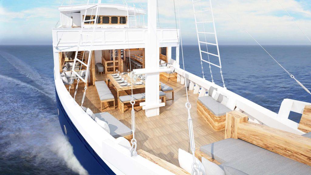 Luxury Aliikai liveaboard with premium facilities | Hello Flores