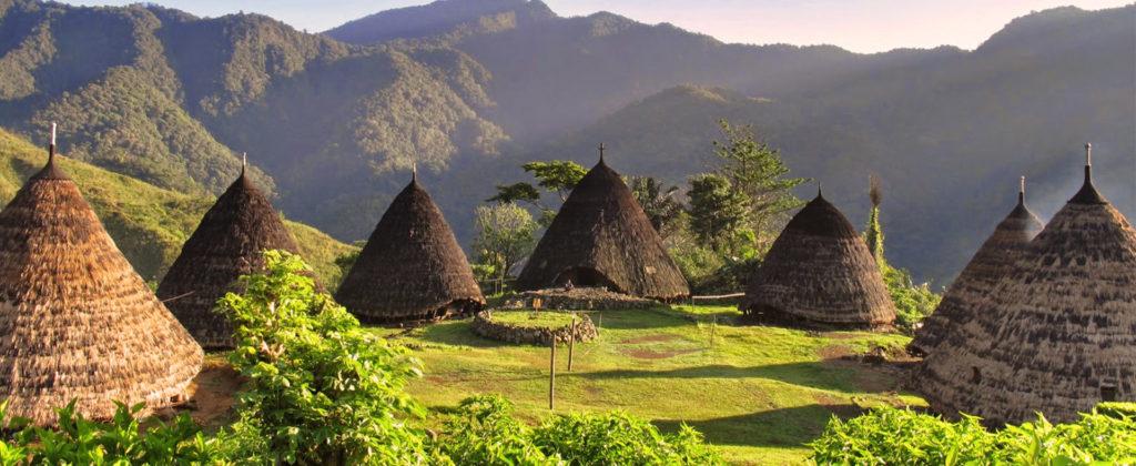 Waerebo: A Village Above the Cloud