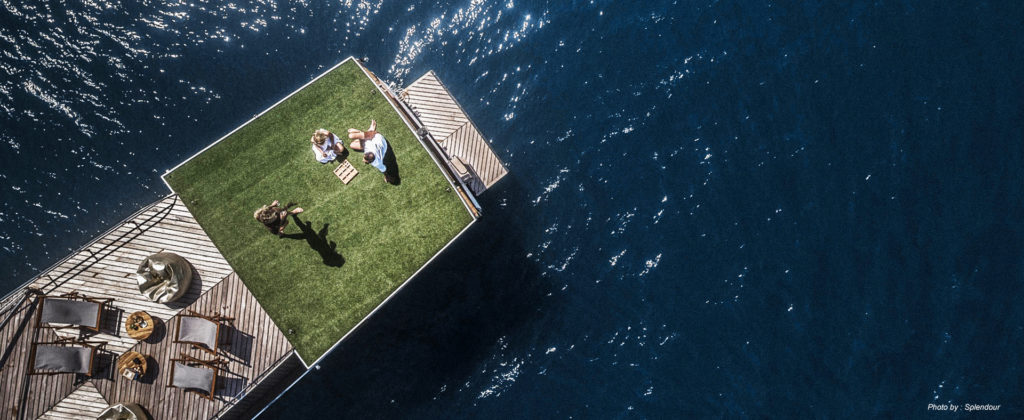 Consider Chartering a Komodo Yacht