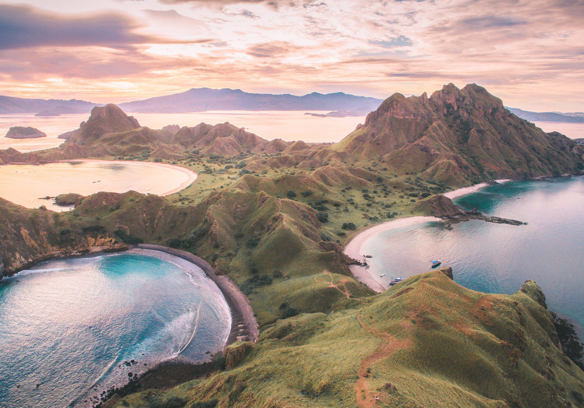 Join Hello Flores to explore and trekking in Padar Island